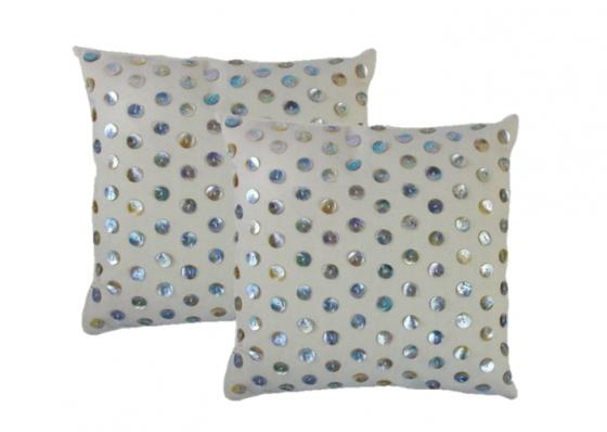"""Mother of Pearl Design Pillows 20"""" main image"""