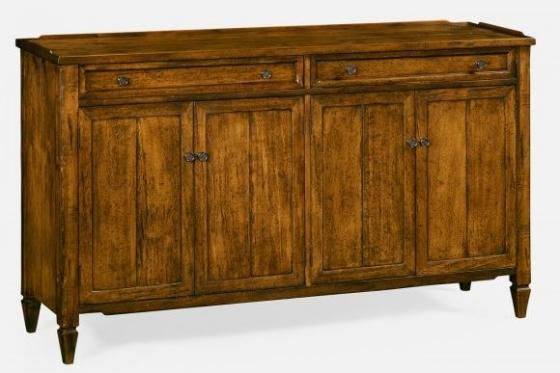 Four-Door Sideboard in Country Walnut main image