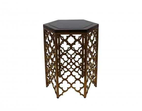 Quatrefoil Table main image
