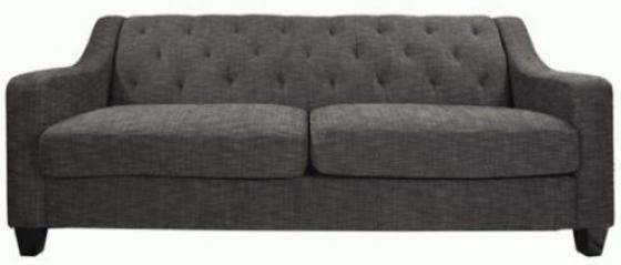 Dark Chocolate Truffle Sofa main image