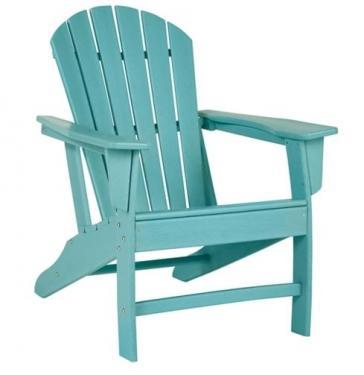 Turquoise Adirondack Chair  main image