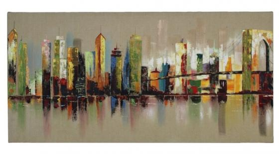 New York Cityscape Art main image
