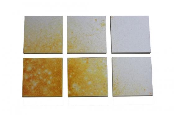 12x12 Orange Star Burst Set (6) main image
