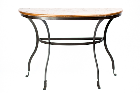 Asher Console Table main image