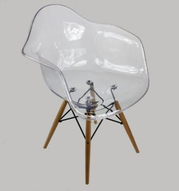 Acrylic Eames Chair main image