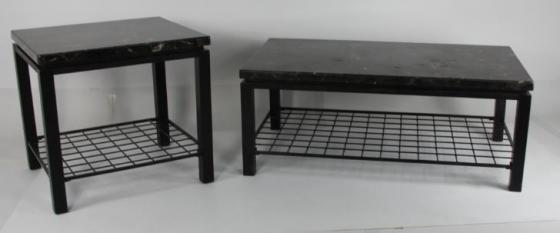 Marble Accent Top Coffee Table Set* main image