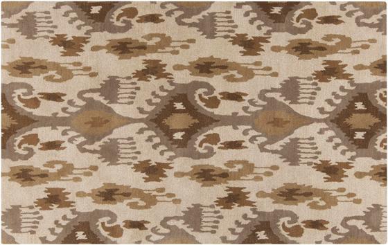 Surya wool rug 8x11 main image