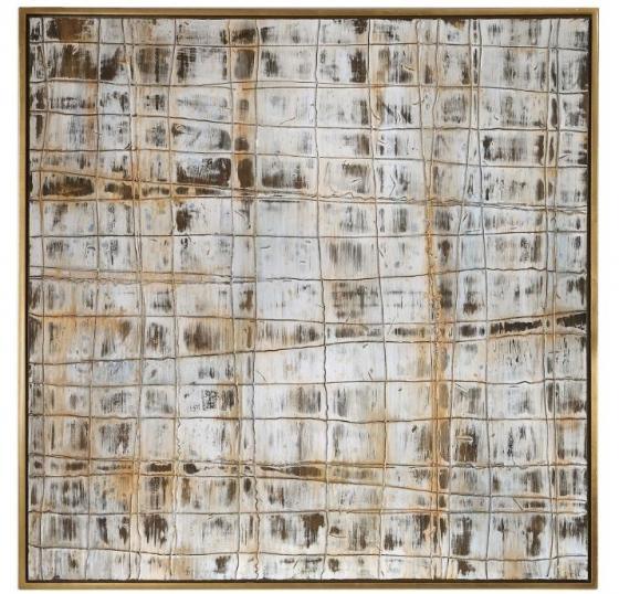 Egyptian Linen Abstract Wall Art main image
