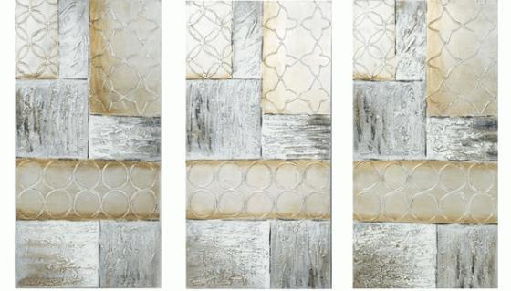 Silver Abstract Set  main image