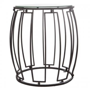 Titan Glass Accent Table  main image