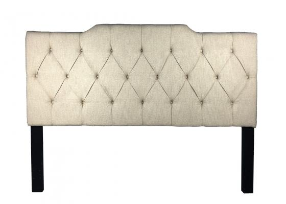 King Upholstered Headboard main image