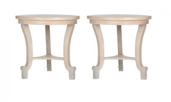 Henrietta 3 Leg Side Tables main image
