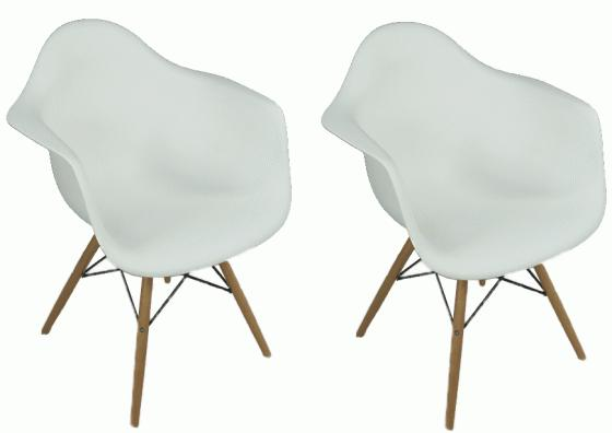 Mid-Century Shell Chairs  main image