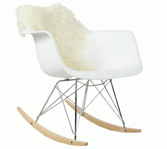 Mid-century Modern Rocking Chair main image