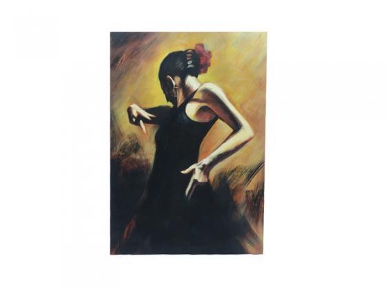 Dancing Lady Art main image