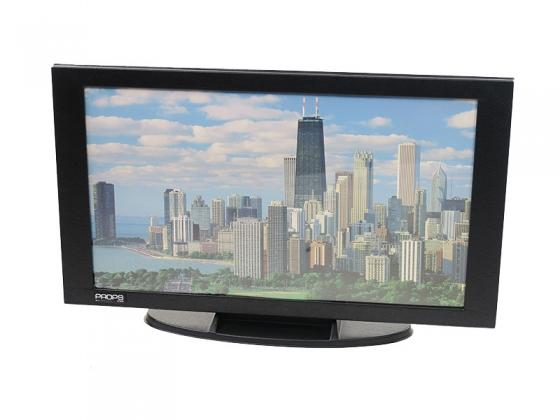 Prop tv with city view with stand main image