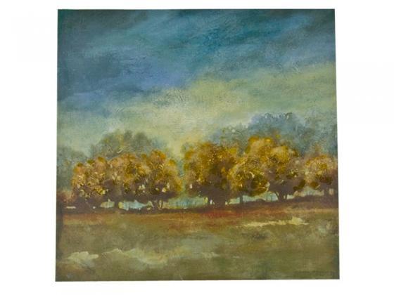 Trees & Blue Sky Art main image
