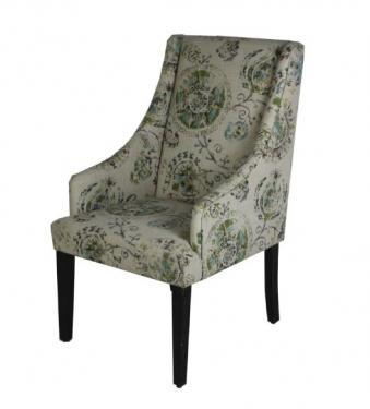 Vintage Print Chair main image