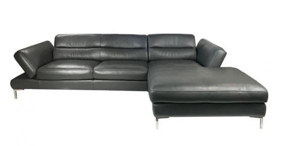 Modern Gray Sectional main image