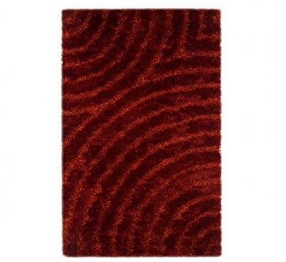 Red Shag Rug  8'x10' main image