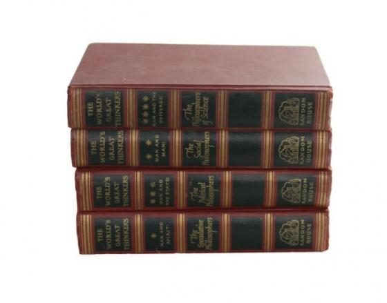 Red Philosopher Book Set main image