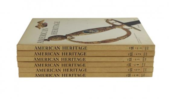 American Heritage Book Set
