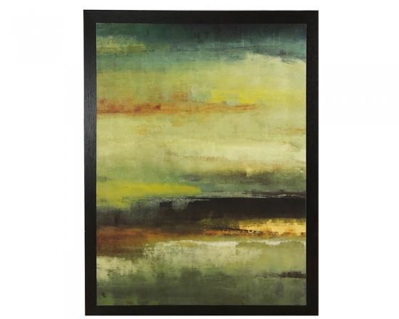 Black Framed Canvas main image
