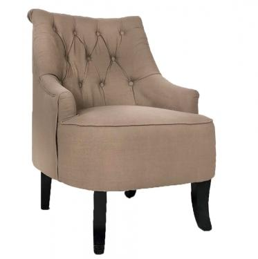 Upholstered Tufted Chair main image