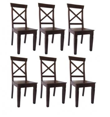 Wood Dining Chairs main image