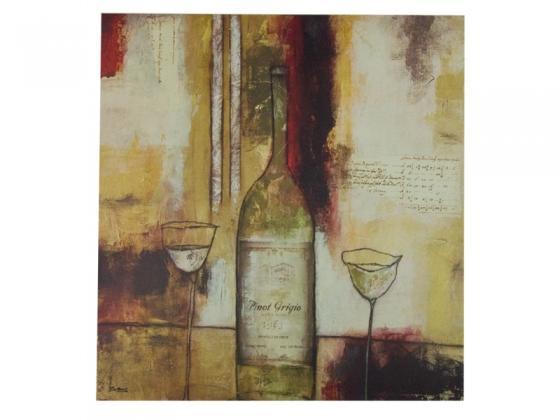 Large Wine Painting main image