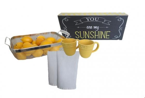 Yellow Kitchen Set main image