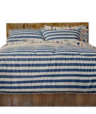Full Stripped Bedding Set main image