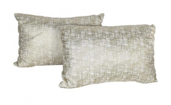 Gold Shimmer Lumbar Pillows main image