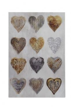Hearts Canvas main image
