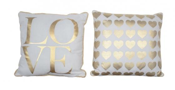 Twin Hearts Bedding Set Image 2