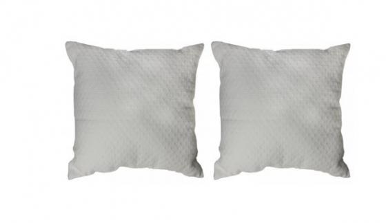 Soft Ivory Accent Pillows main image