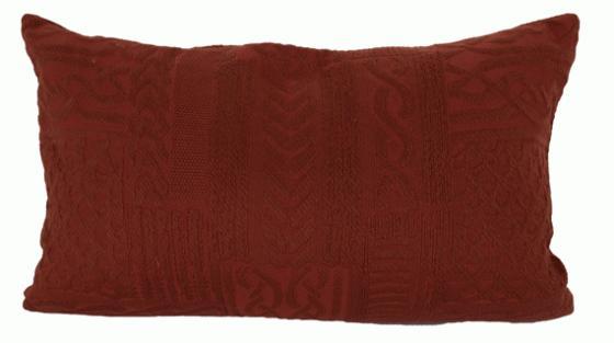 Burnt Orange Lumbar Pillow main image