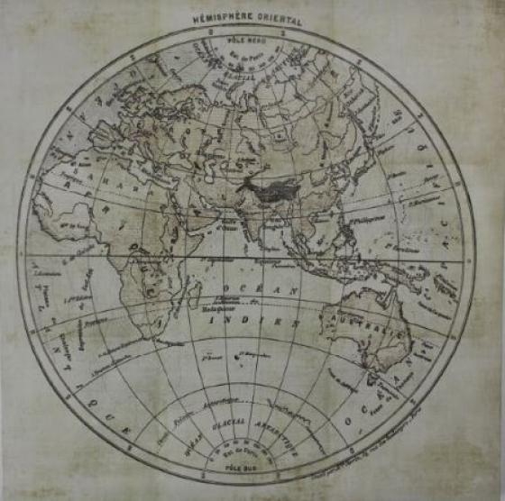 World Map Art Set main image