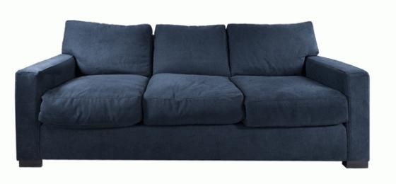 Modern Square Arm Sofa  main image