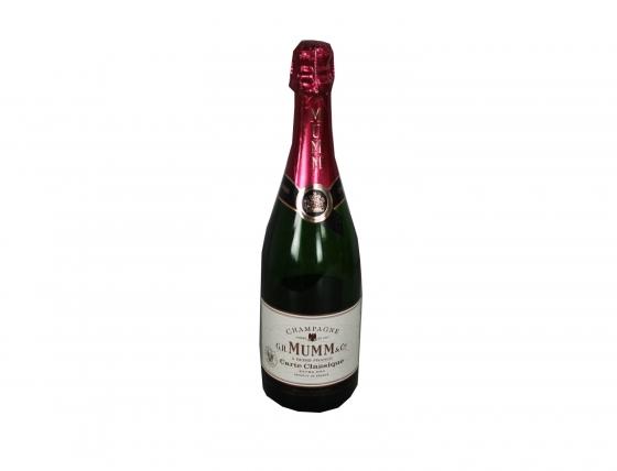 Champagne Bottle (empty) main image