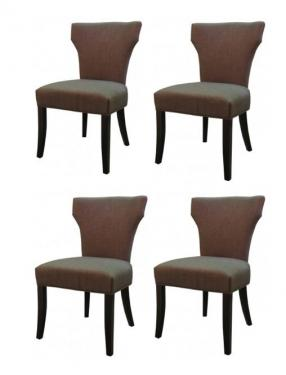 Dresden Toffee Chairs (Set of 4) main image