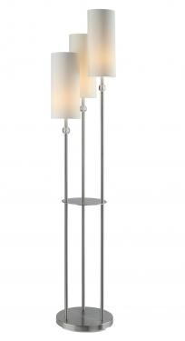 Bolivar 3 Arm Floor Lamp main image