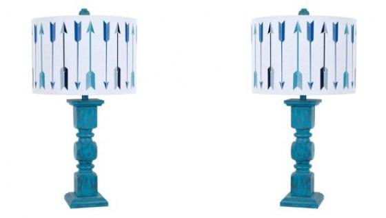 Arrow Table Lamps main image