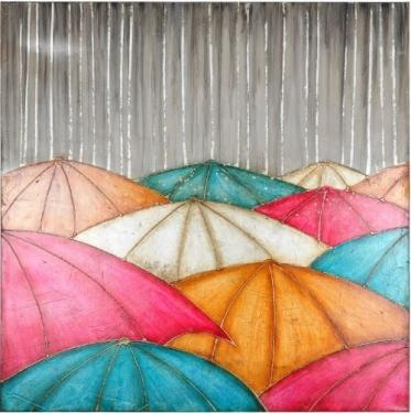 Bright Rain Wall Art main image