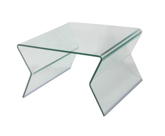 Deon Glass End Table main image