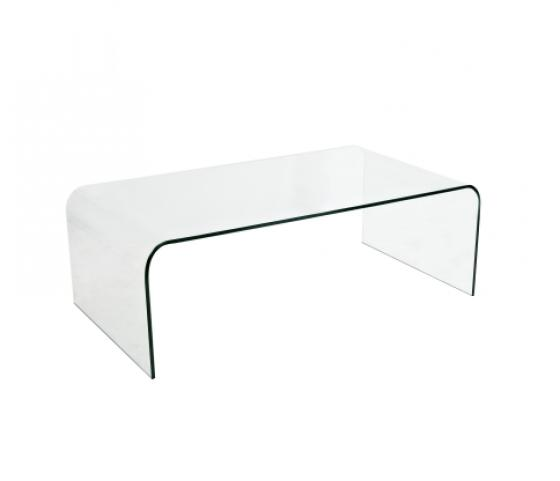 Cleon Glass Coffee Table main image