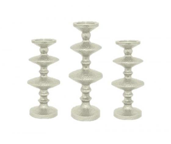Silver Candle Holders main image