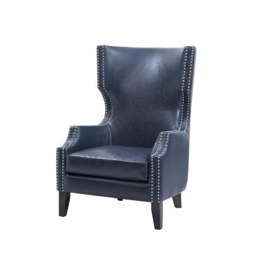 Brighton Modern Wing Chair main image