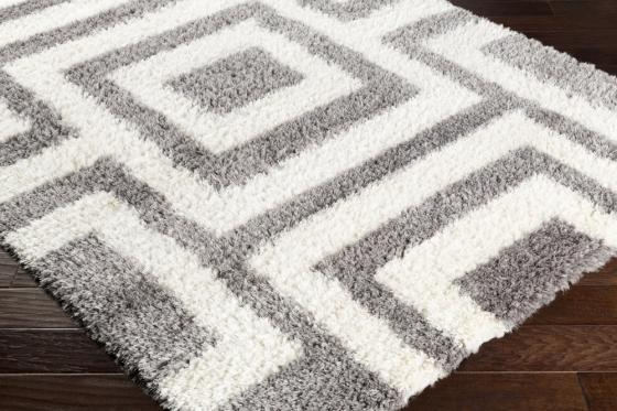 "Grey Winfield Rug 5'3""x7'3"" main image"