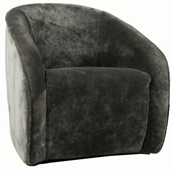 Lunar Velvet Chair main image